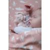Kép 3/5 - Little Dutch plüss csörgő csikóhal - pink