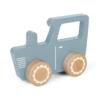 Kép 1/2 - Little Dutch fa játék traktor