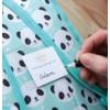 Kép 4/7 - A Little Lovely Company hátizsák - pandák
