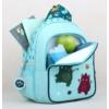 Kép 3/5 - A Little Lovely Company hátizsák - SZÖRNY (hőszigetelt első zsebbel)