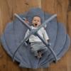 Kép 6/6 - Little Dutch játszószőnyeg játékhíddal - tengeri állatos, kék