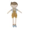 Kép 1/6 - Little Dutch Jim baba - 35 cm