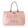 Kép 1/6 - Mommy Bag - rózsaszín/arany