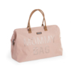 Kép 4/6 - Mommy Bag - rózsaszín/arany