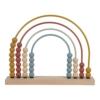 Kép 1/5 - Little Dutch abacus szivárvány játék - Pure & Nature