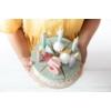 Kép 6/6 - Little Dutch fa játék szülinapi torta