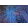 Kép 4/5 - ZAZU WALLY bálna kivetítő nyugtató dallamokkal - rózsaszín
