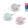 Kép 5/5 - ZAZU WALLY bálna kivetítő nyugtató dallamokkal - rózsaszín