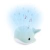 Kép 1/4 - ZAZU WALLY bálna kivetítő nyugtató dallamokkal - kék