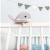 Kép 2/5 - ZAZU WALLY bálna kivetítő nyugtató dallamokkal - szürke