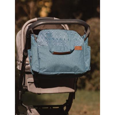 Kinder Hopp pelenkázó táska - türkiz