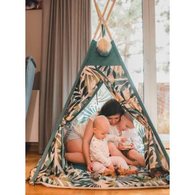 Kinder Hop indián sátor - dzsungel