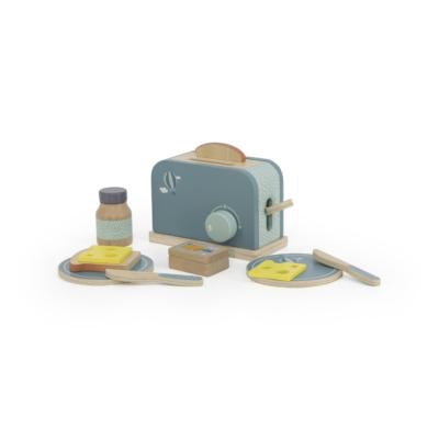 Label Label fa játék kenyérpirító - menta