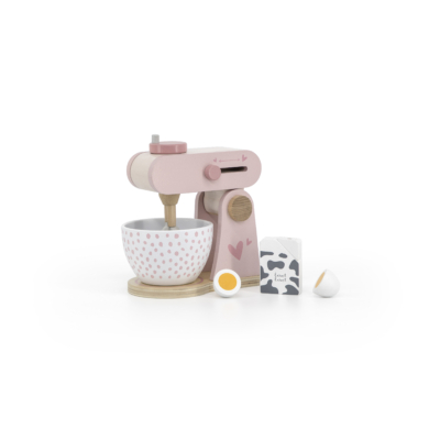 Label Label fa játék mixer szett-rózsaszín