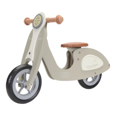 Little Dutch scooter fa robogó - olívazöld