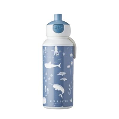 Little Dutch óceán kék pop-up kulacs