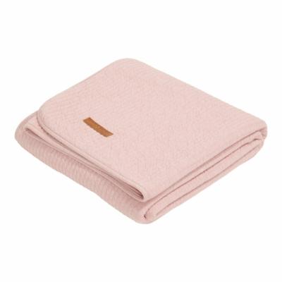 Little Dutch nyári babatakaró - pure pink