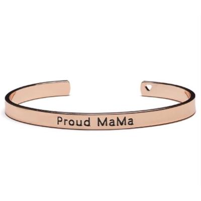 Proud Mama karperec - rosegold
