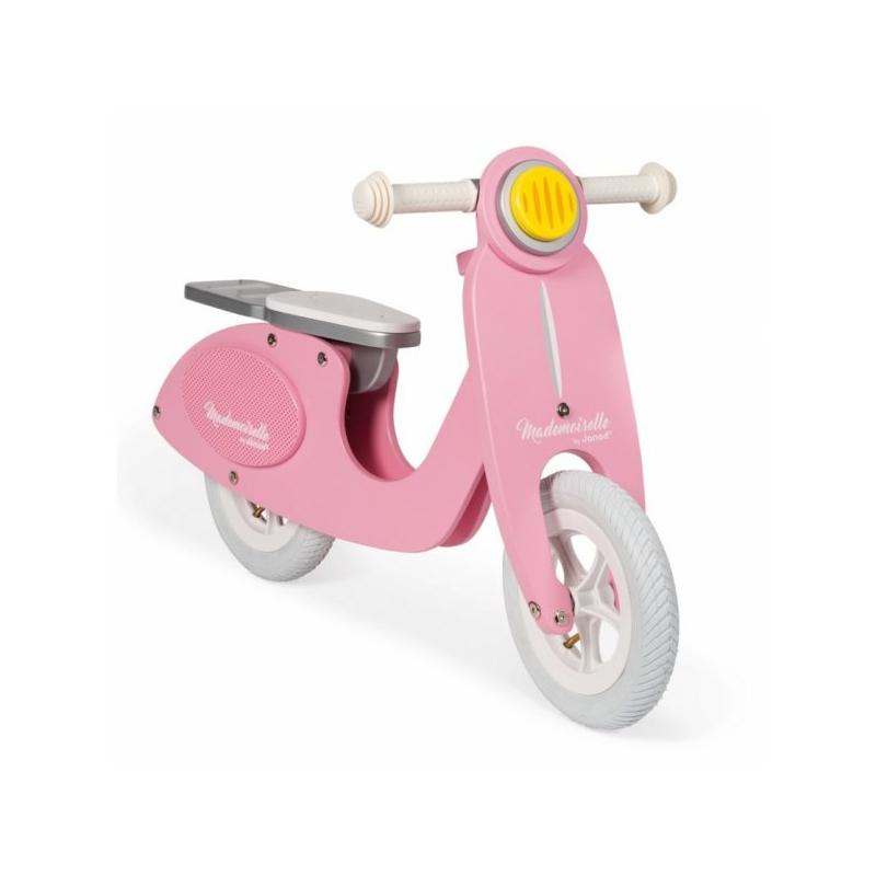 Janod robogó - Mademoiselle pink