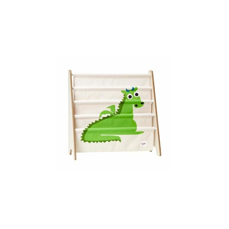 3 Sprouts könyvtartó állvány - kissárkány
