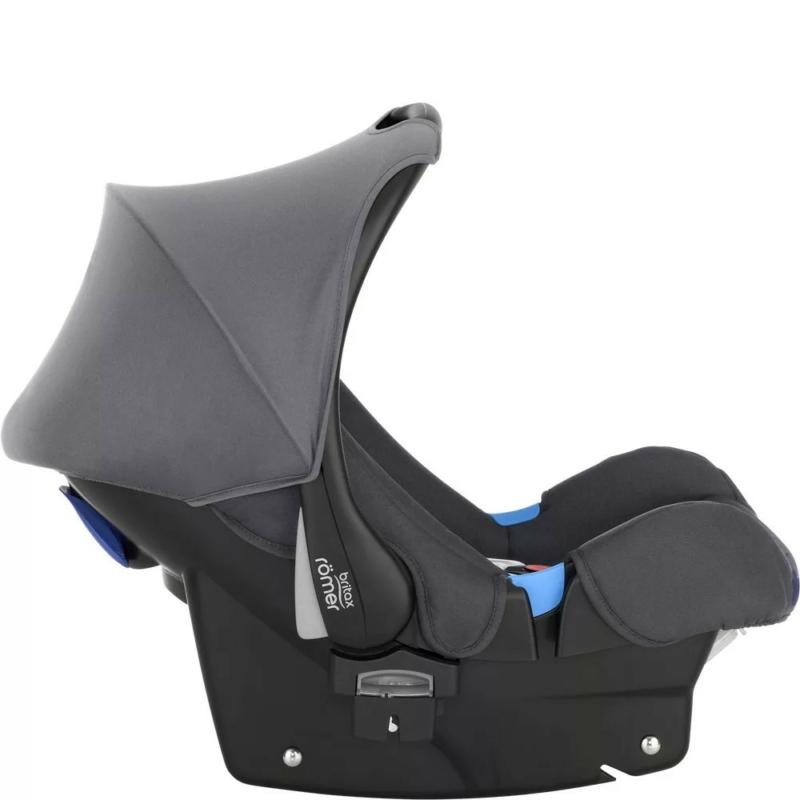 Britax Römer Baby-Safe autósülés 0-13 kg, Storm Grey