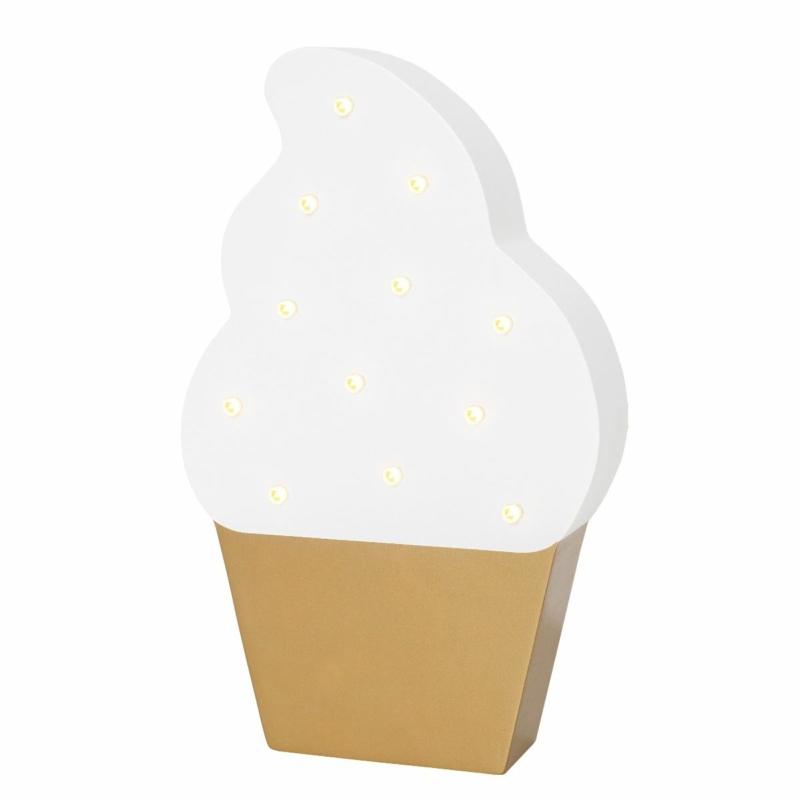 Fali lámpa fagylalt Jabadabado