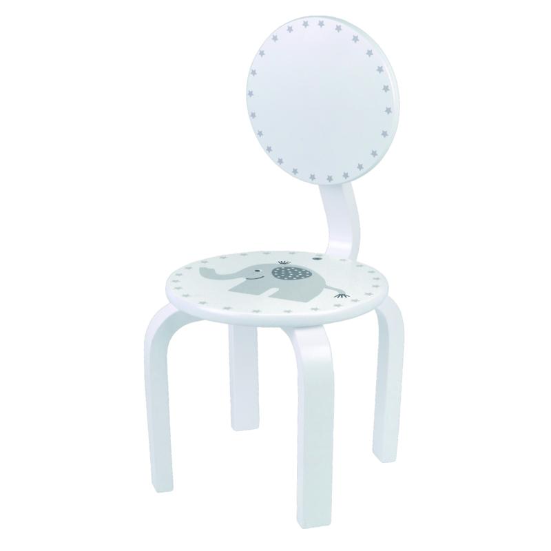 Eleféntos szék pasztell szürke Jabadabado