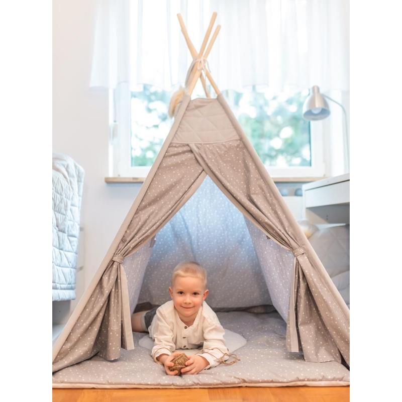 Kinder Hop indián sátor - csillagok