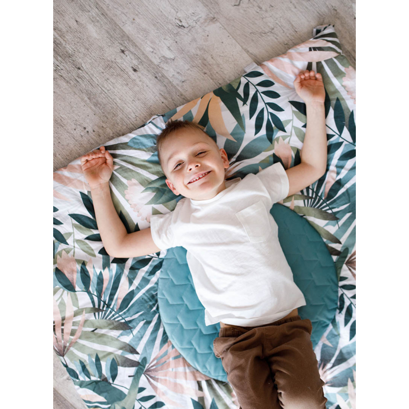 Kinder Hop játszószőnyeg - dzsungel