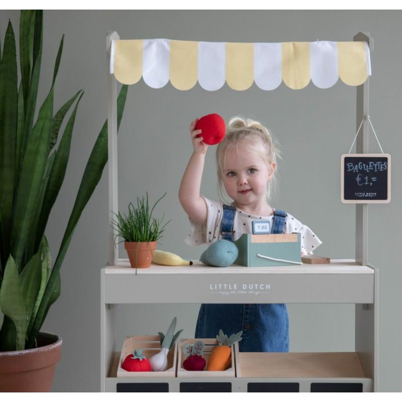 Little Dutch fa játék piactér