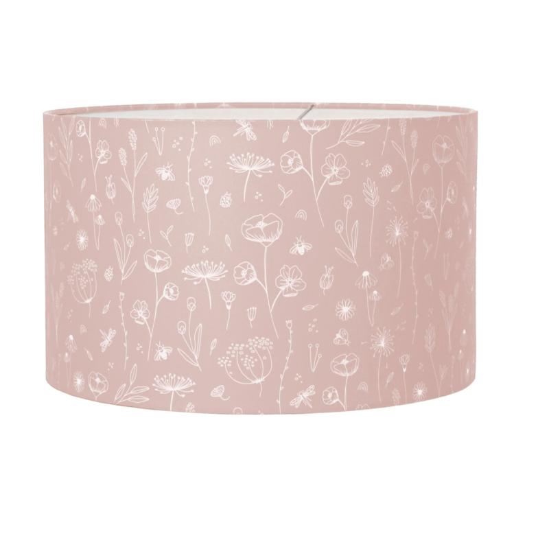 Little Dutch gyereklámpa - vad virágok, pink