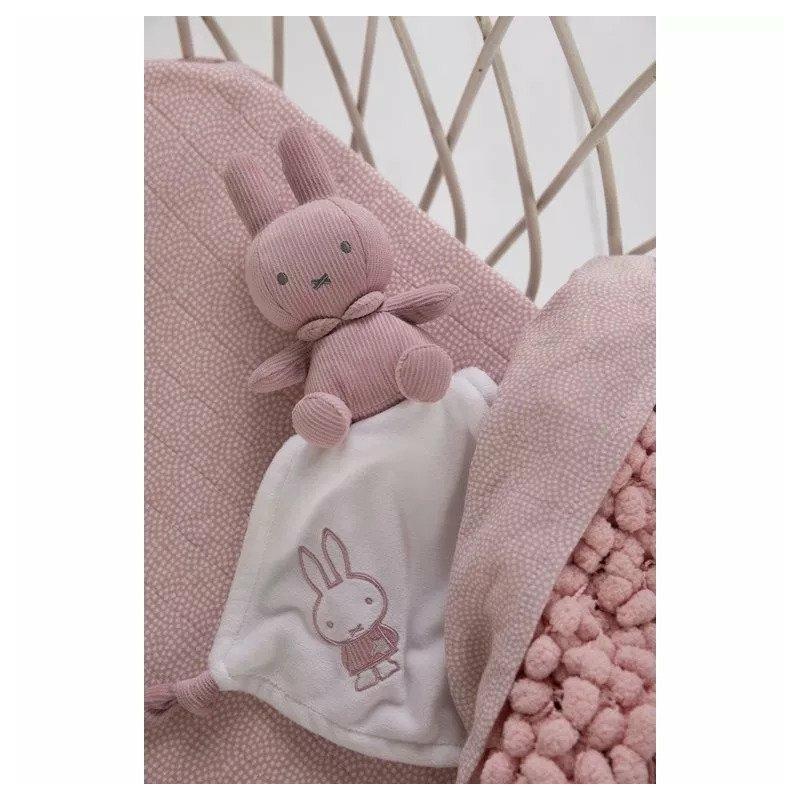Little Dutch Miffy szundikendő - pink