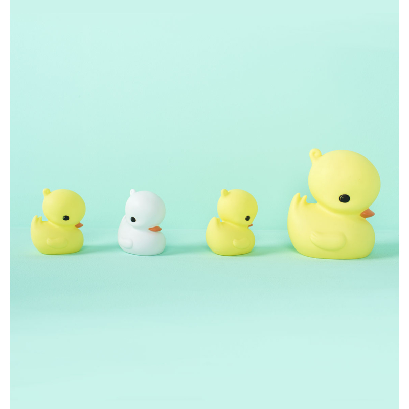 A Little Lovely Company mini éjjeli fény sárga KACSA
