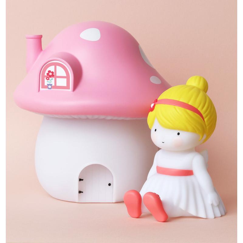 A Little Lovely Company mini éjjeli fény TÜNDÉR