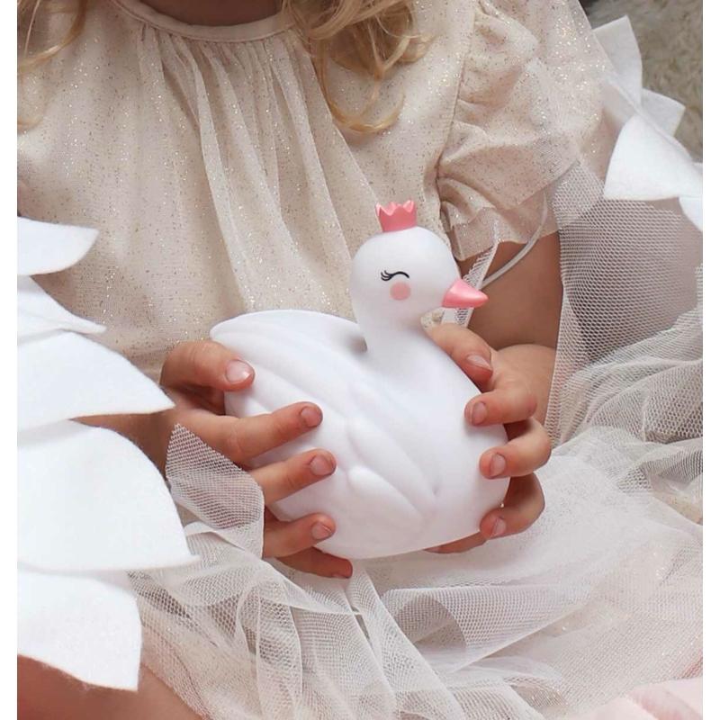 A Little Lovely Company mini éjjeli fény - HATTYÚ