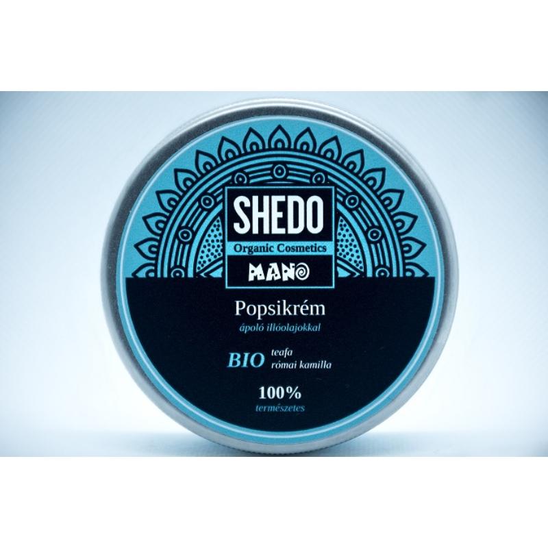 Shedo Manó popsikrém  - ápoló illóolajokkal, 100 ml