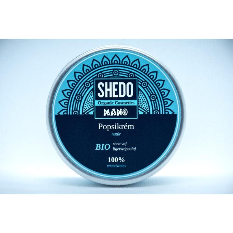 Shedo Manó popsikrém  - natúr, 100 ml