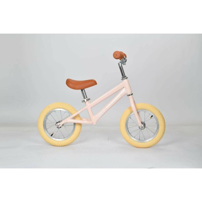 Tryco futóbicikli pink színben