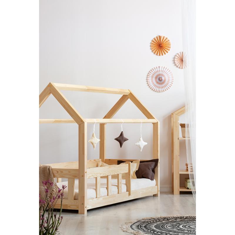 házikó ágy gyerekeknek