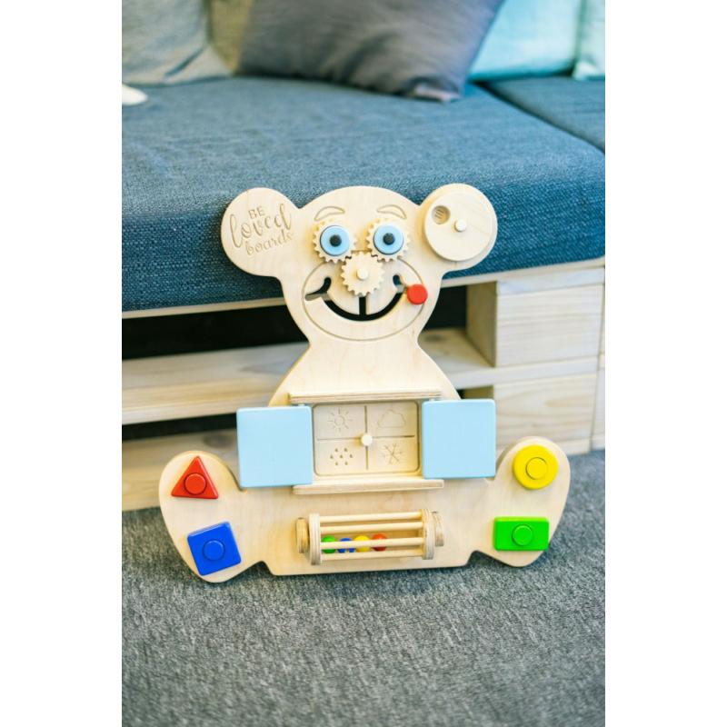 BeLoved Boards macis matatófal - mini