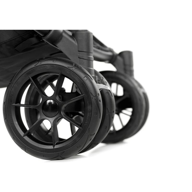 Jané Twinlink iker babakocsi - T34 Jet Black 2020