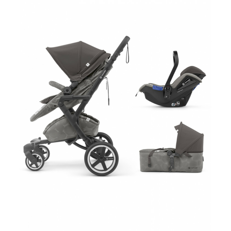 Concord Neo Plus Mobility Set multifunkciós babakocsi - Moonshine Grey
