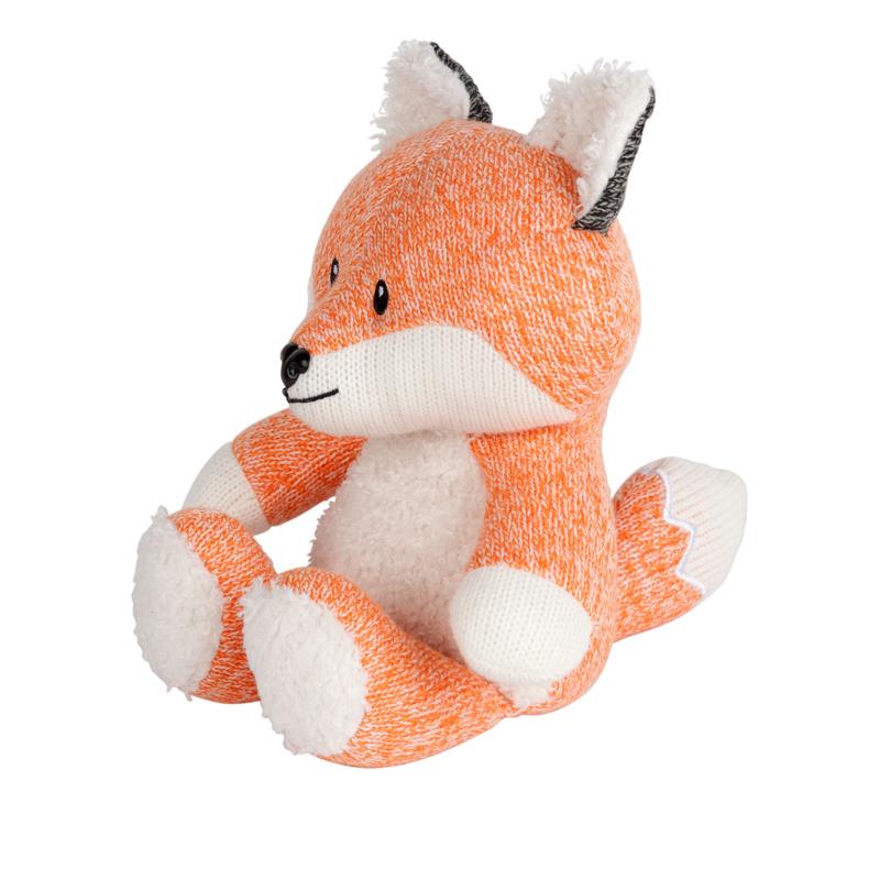 Flow Amsterdam Robin babanyugtató róka - narancs
