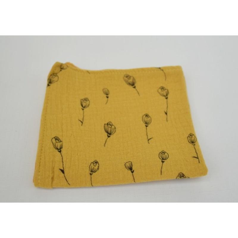Textilszalvéta - sárga