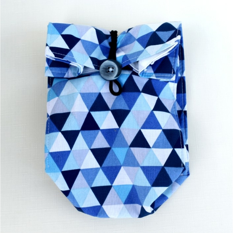 Uzsiszütyő - kék