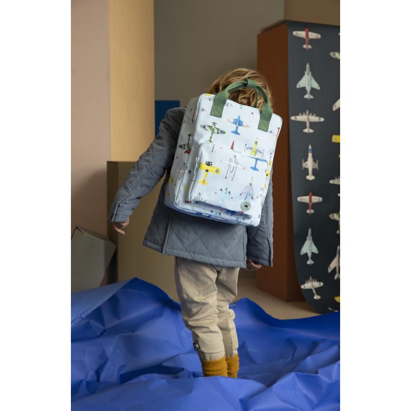 Studio Ditte hátizsák nagy - repülők