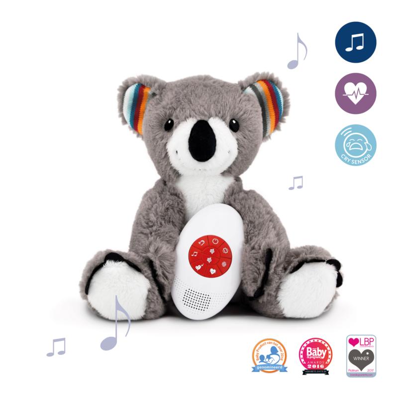 Zazu Coco babanyugtató plüss koala