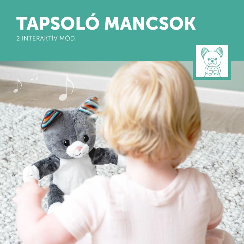 Zazu - CHLOE interaktív plüss cica