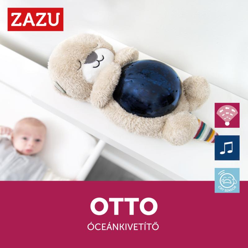 ZAZU Otto óceán kivetítő és babanyugtató