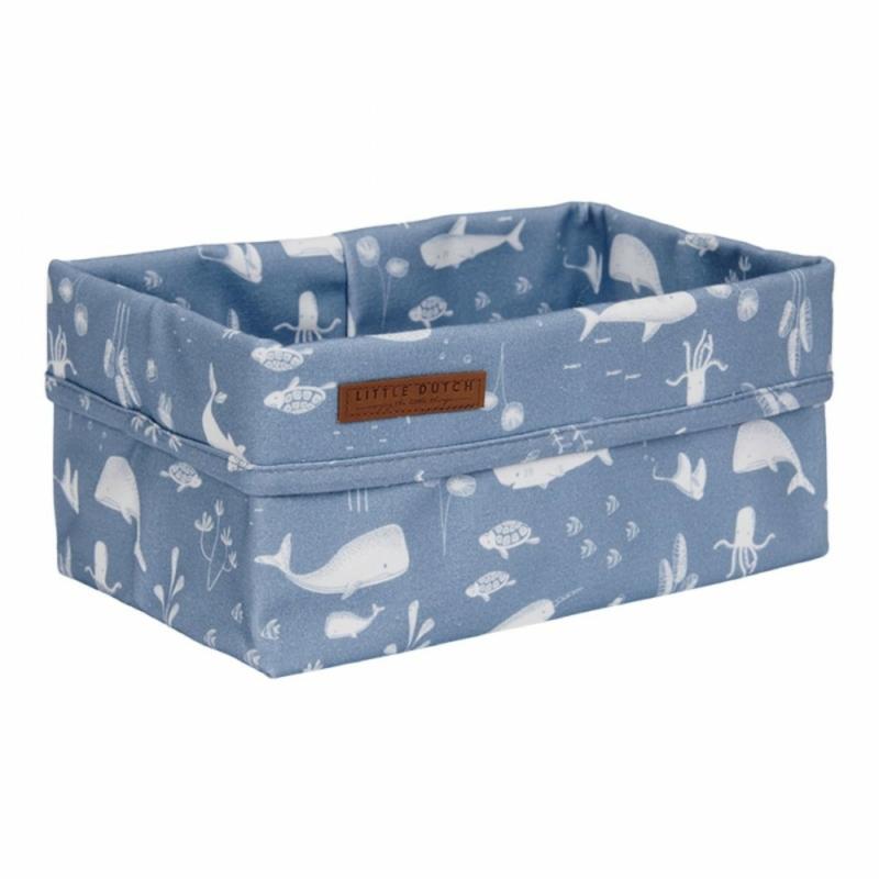 Tároló doboz - kék óceán